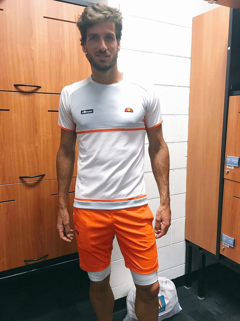 sportschoenen korting nieuwe authentiek Ellesse clothing 2016 | Talk Tennis