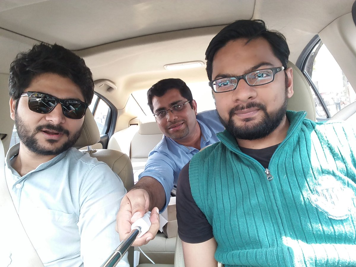 Hanging out with @HondaCarIndia  this weekend. Treasure hunting with Team 5 #HangoutWithHonda https://t.co/WSN6ZHMAQD