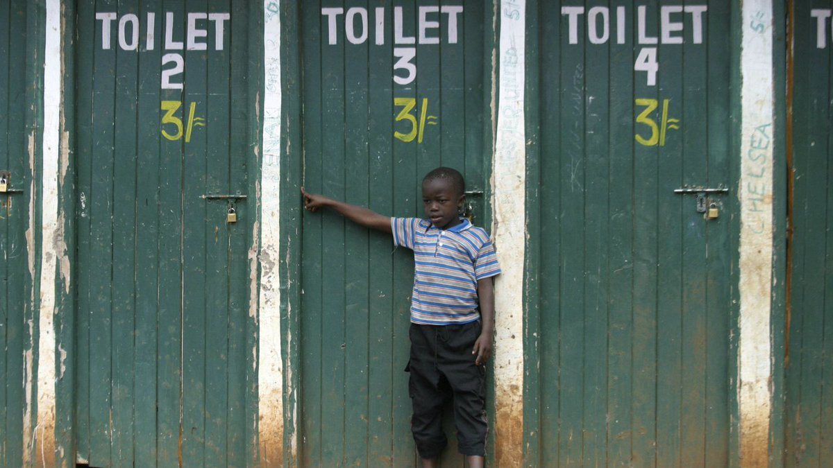 The world's poorest households are more likely to have a mobile phone than a toilet https://t.co/Nunmj8x4TR  via @qz https://t.co/ZZlB26luul