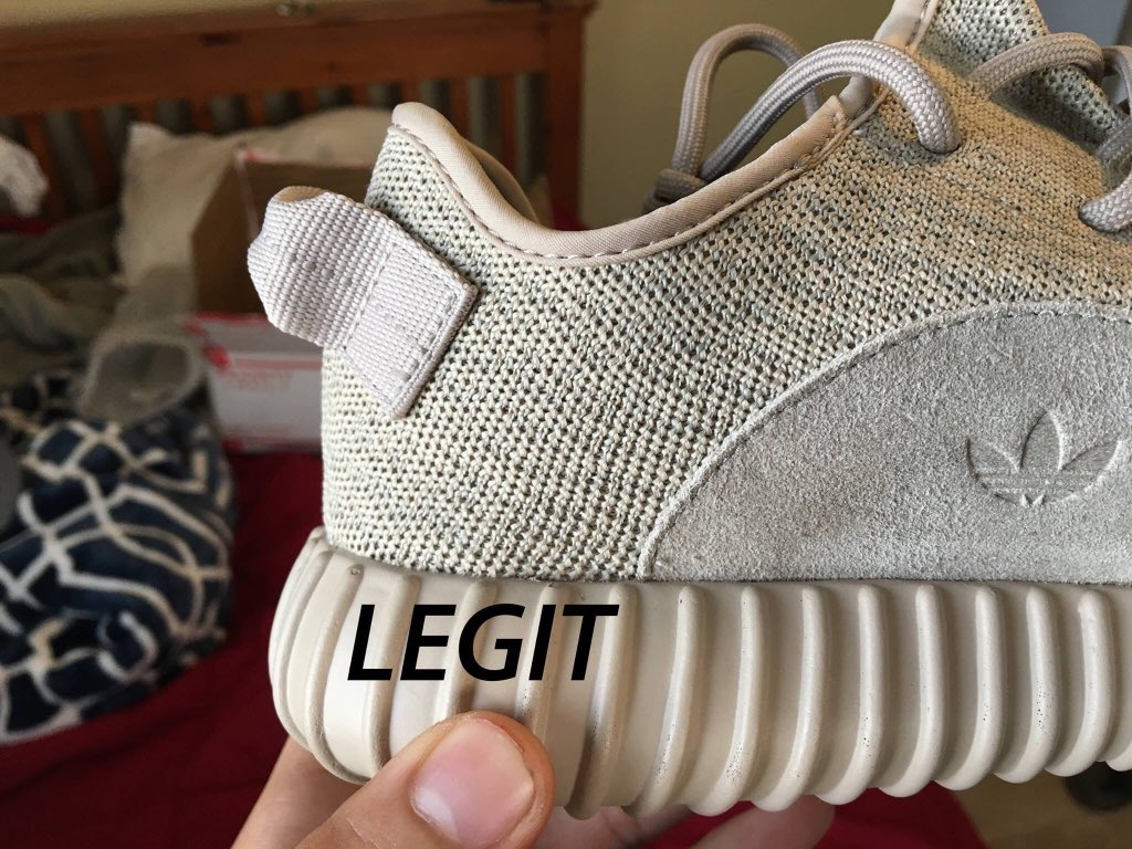 Yeezy Boost 350 Oxford Tan Replica
