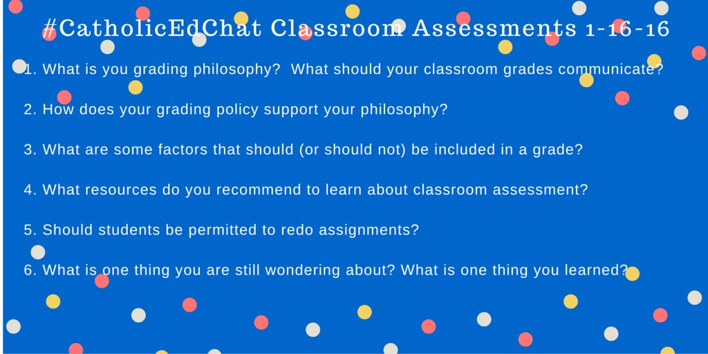 Thumbnail for 1-16-16 Classroom Assessments