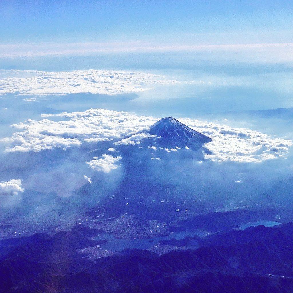 本日の富士山(^◇^)