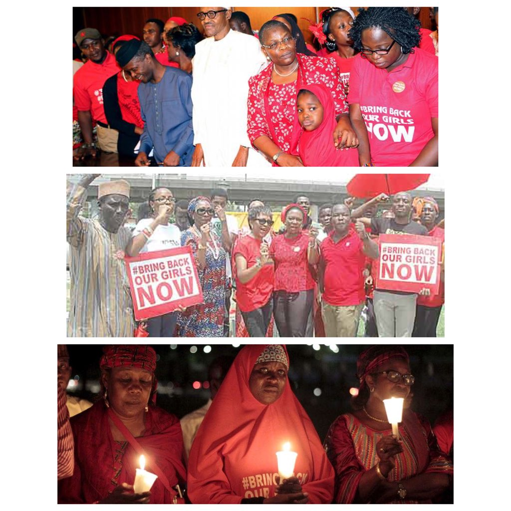 17)The lone voices who v taken on this thankless job close to their hearts. Crowns await you with God! #BBOG #Chibok https://t.co/PAh4Q4wNqi