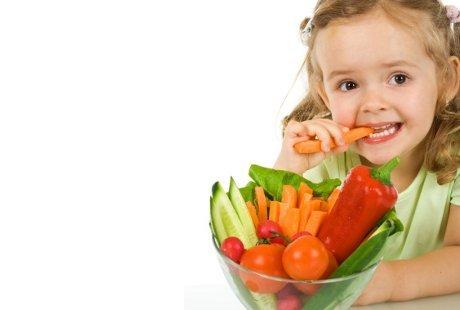 Tips Agar Anak Suka Makan Sayuran - AnekaNews.net