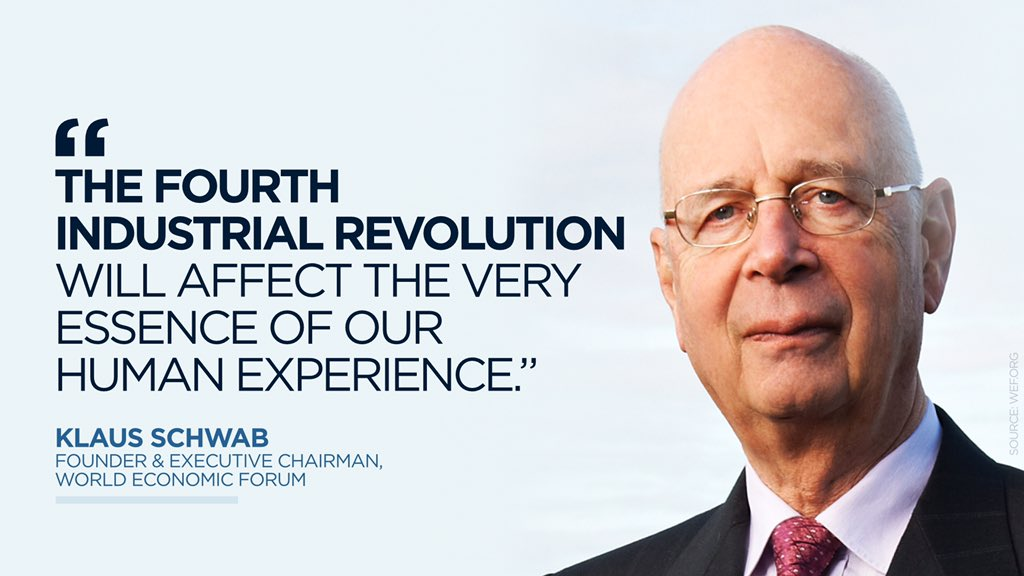 Fourth Industrial Revolution Klaus Schwab : Fourth Industrial ...