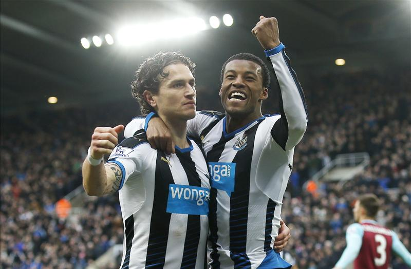 Video: Newcastle United vs West Ham United