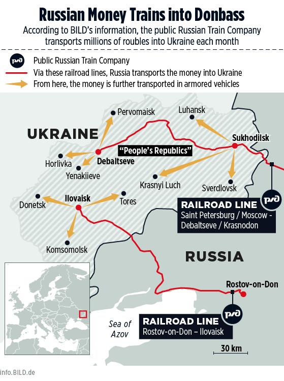 Россия передала боевикам 15 тыс. тонн боекомплектов за последние 2 месяца, - Тука - Цензор.НЕТ 2741