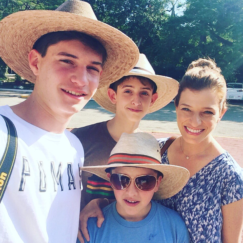 """Pati Jinich On Twitter: """"...and Finally: Boys Have Arrived"""