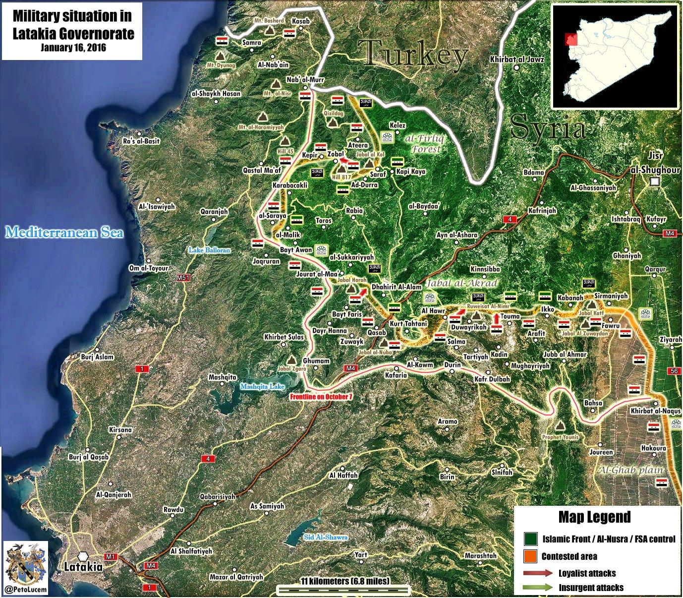 Syrian Civil War: News #5 - Page 20 CY2N1vCWsAArJ8w