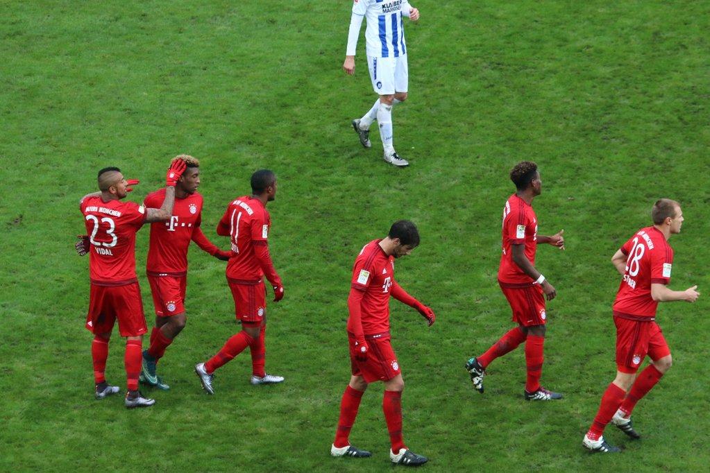 Video: Karlsruher SC vs Bayern Munich