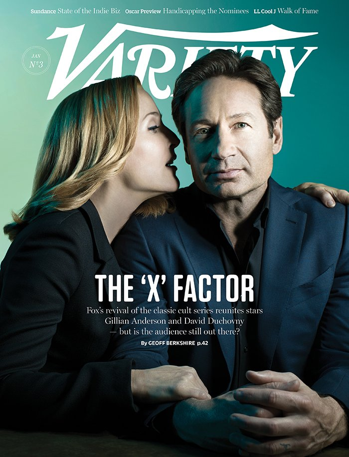 Sneak peek at this week's @Variety cover: On the set of #TheXFiles reboot with @GillianA and @davidduchovny https://t.co/ssH7kpUYsa