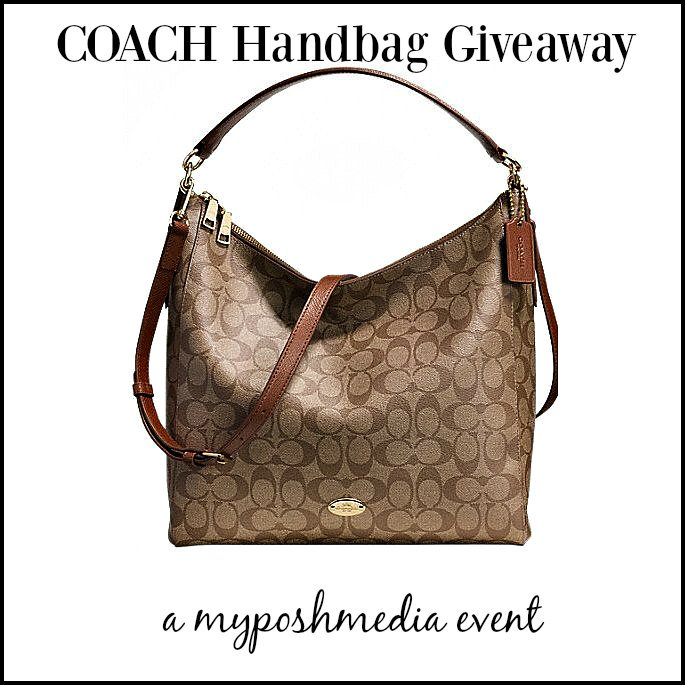 DON'T MISS THE  COACH CELESTE CONVERTIBLE HOBO #GIVEAWAY!> https://t.co/1c61NN0B9W https://t.co/bQnHJGbyap