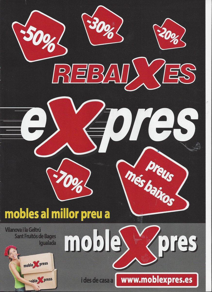 Moblexpres Web Moblexpresweb Twitter # Muebles Xpress Vilanova I La Geltru