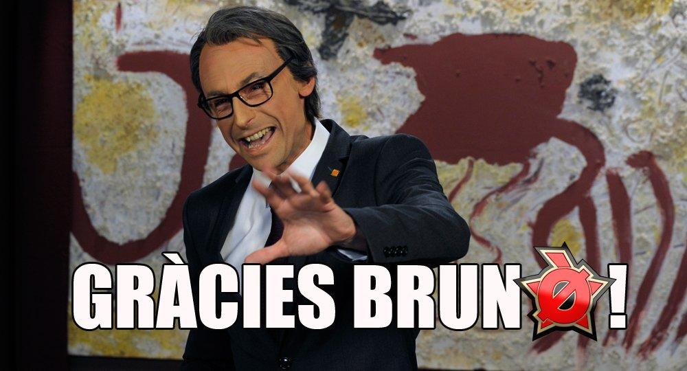 L'últim monòleg de @bruno_oro com Artur Mas: https://t.co/vNYLPhegiy #GràciesBruno #PolòniaTV3 https://t.co/PbIOX0YhiY