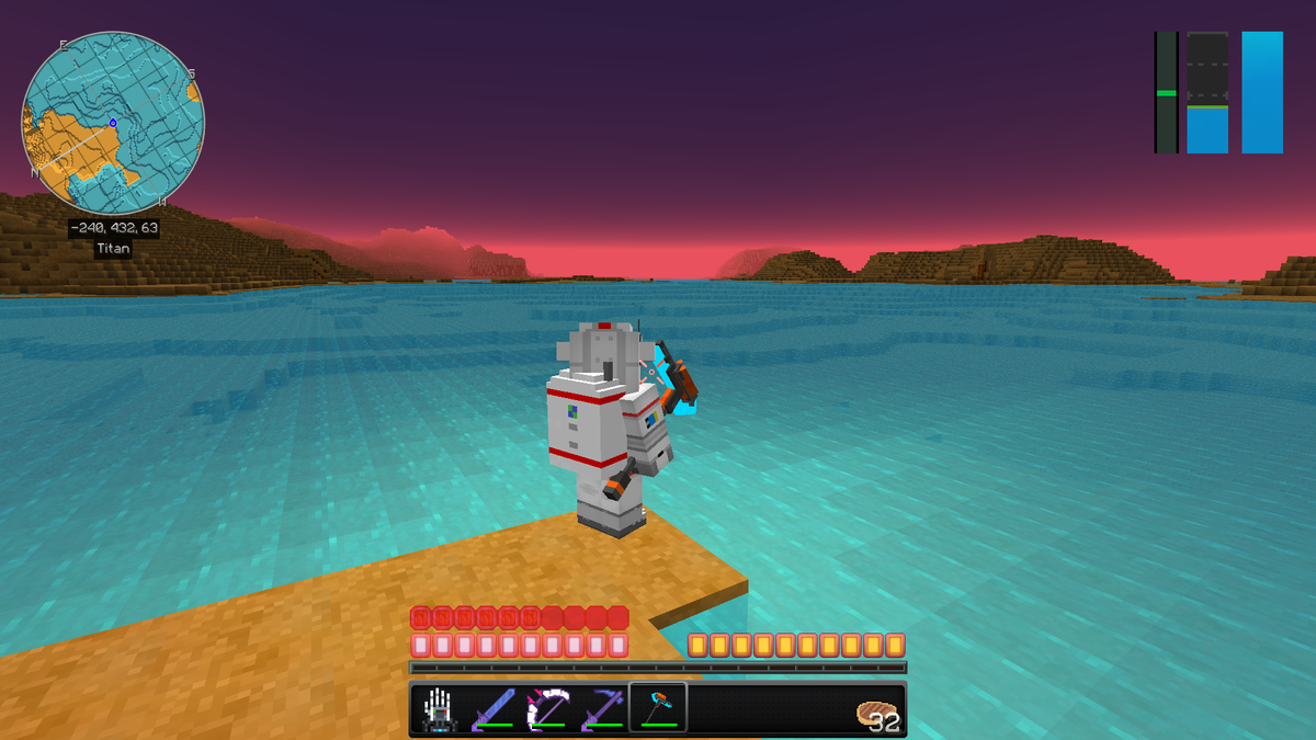 """Galacticraft Planets ezer'arch on twitter: """"updated just a few fish mod. what i"""