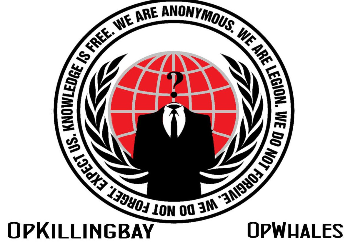 #Japan We are disgusted at the continued assault on cetaceans. #Anonymous #OpKillingBay #OpWhales https://t.co/2eyCv588tQ