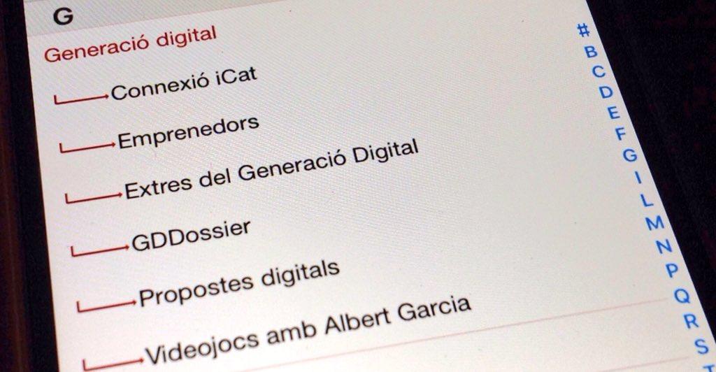 Avui tothom a escoltar @gendigital la cirereta de la genial setmana que ha dedicat @CatalunyaRadio a #wikipedia15 https://t.co/er8LanQOTE