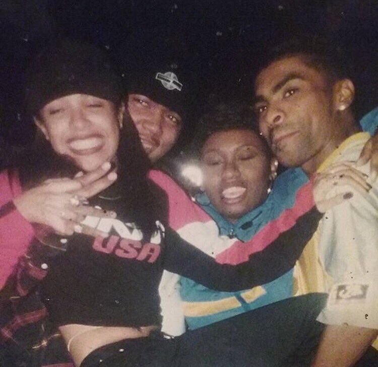 """missy elliott and timbaland dating It's easy enough to point out what missy elliott's massive success as a woman in   but even when she was joined at the hip to peak timbaland — in his  i look  like a halle berry poster,"""" """"picture lil' kim dating a pastor"""" — if."""