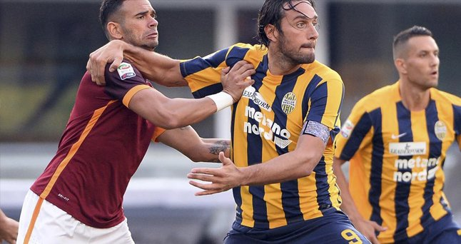 ROMA-Verona: Streaming Rojadirecta Diretta Calcio TV Serie A