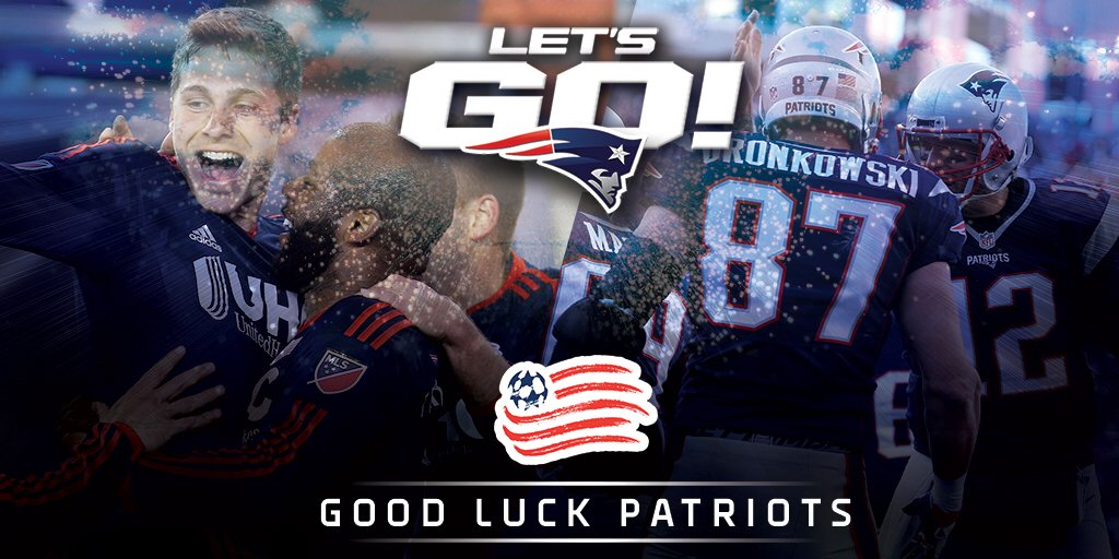 #DoYourJob, @Patriots! #LETSGO! https://t.co/SuoaoeSWDz