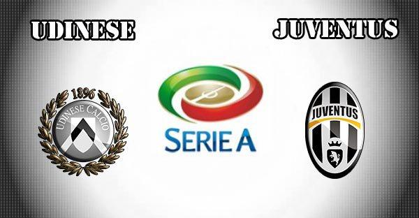 Come vedere UDINESE-JUVENTUS Streaming Gratis e Diretta Calcio TV Oggi