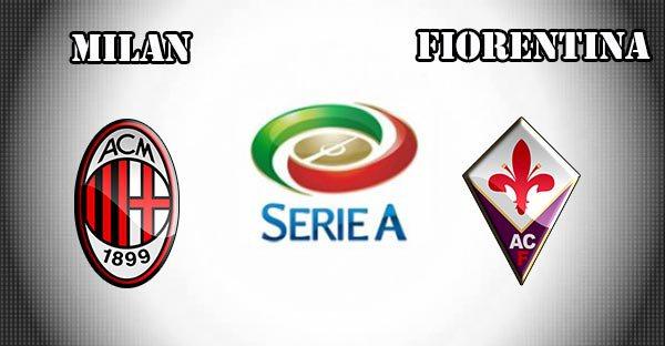 : Come vedere MILAN-FIORENTINA Streaming Gratis e Diretta Calcio TV Oggi
