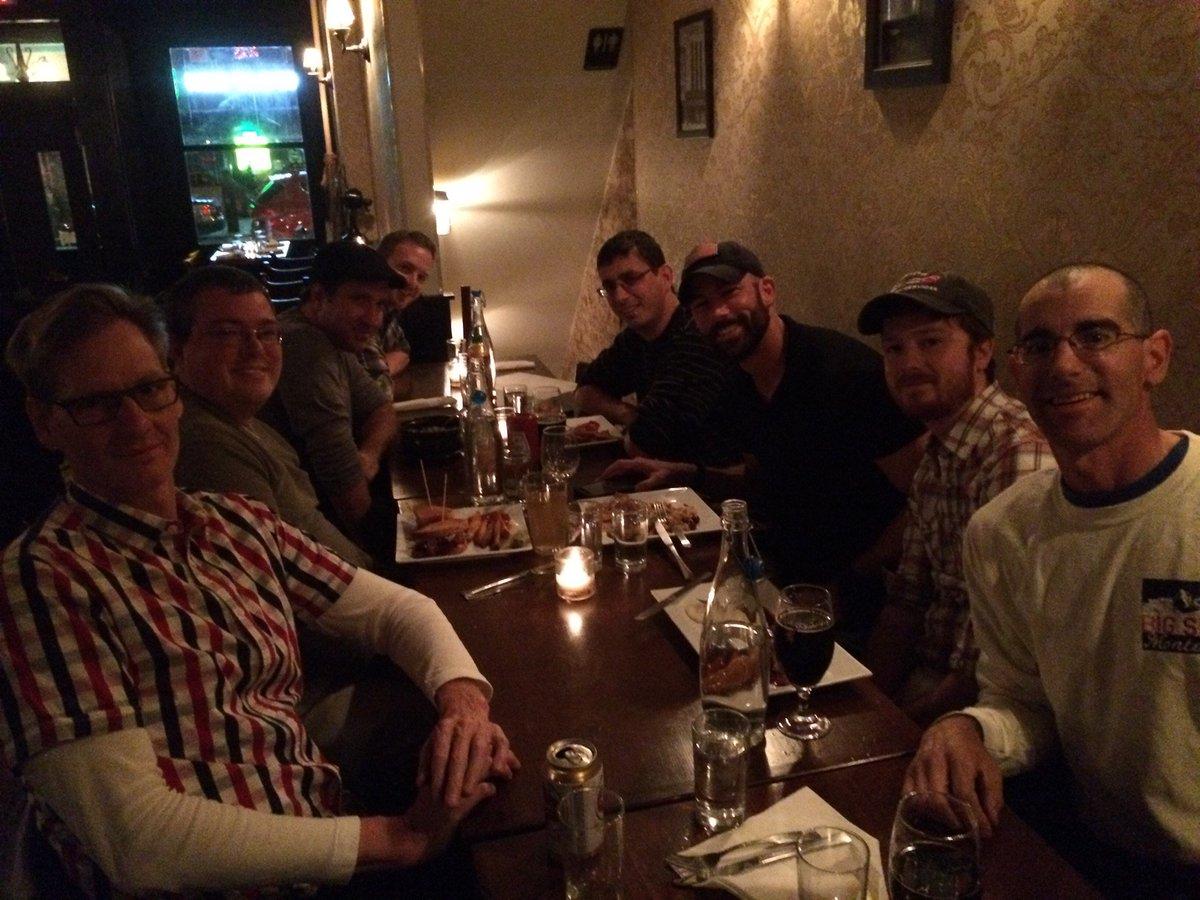 AvGeek Meetup. @ardpb Don't be jealous. (at @WilliamHallet in Astoria, NY) https://t.co/nDkAk8WqVO https://t.co/jX5MlJ0D8a