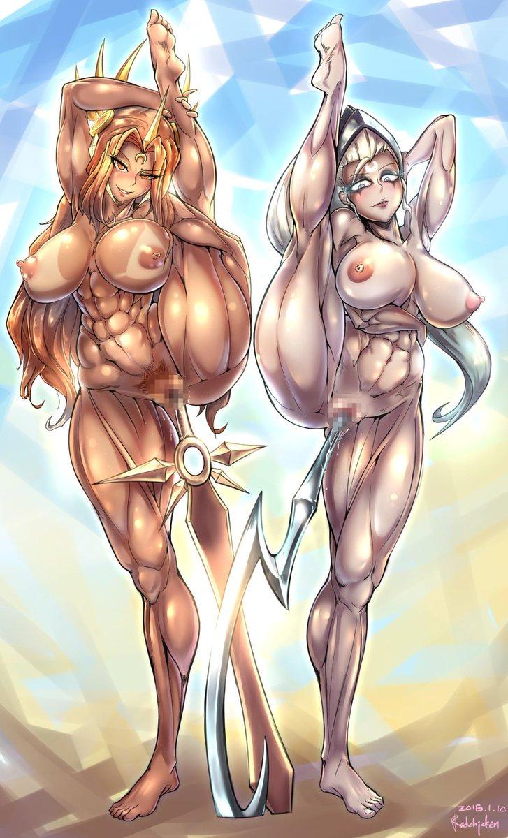 Butt naked college girls