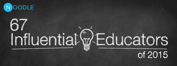 Still Trending: 67 Influential Educators Changing the Way We Learn https://t.co/22hmGDQOeQ #education #edtech https://t.co/8rQoxScHKs