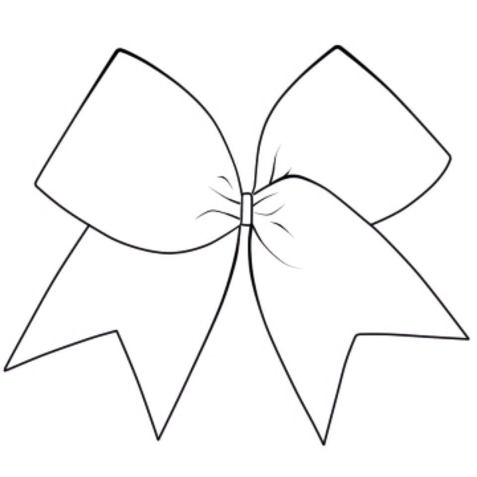 how to make cheer bows stiff