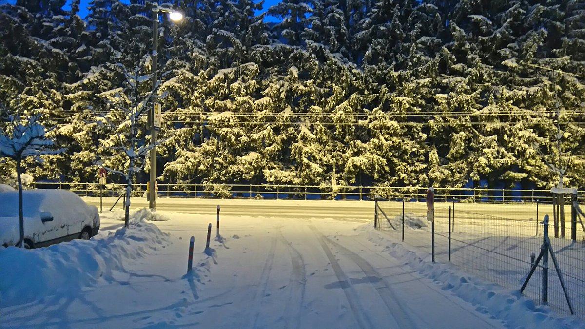 Salzburg24 On Twitter Guten Morgen Lieber Winter Wie