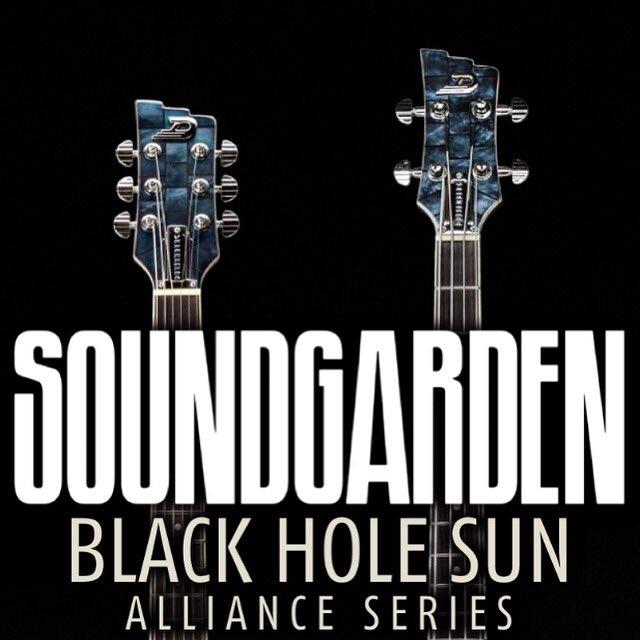 New Alliance @soundgarden Series by @DuesenbergUSA @Duesenberg_HQ . See it at @NAMM https://t.co/bYHzojEqLx