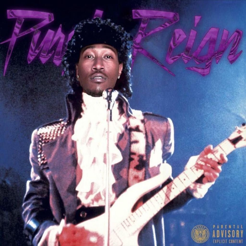 Where's U2 when you need them? #Future #PurpleReign https://t.co/x9y9DbZmQ5