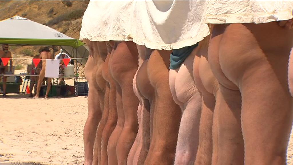 Image result for Maslin Beach Nude Games, SA