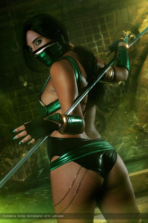 Otaku Hd On Twitter Mortal Kombat Jade Cosplay Cosplayers