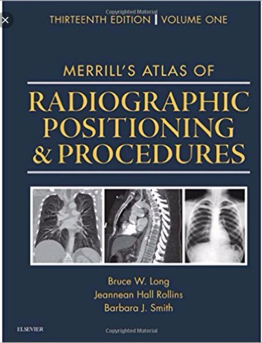 Radiographic pdf of anatomy positioning textbook related and