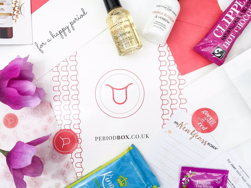 My review of the January @periodbox is now live 💕. I love this month's curation 👌🏻https://t.co/NikaWfJYw8 https://t.co/mpOfmLMcJN