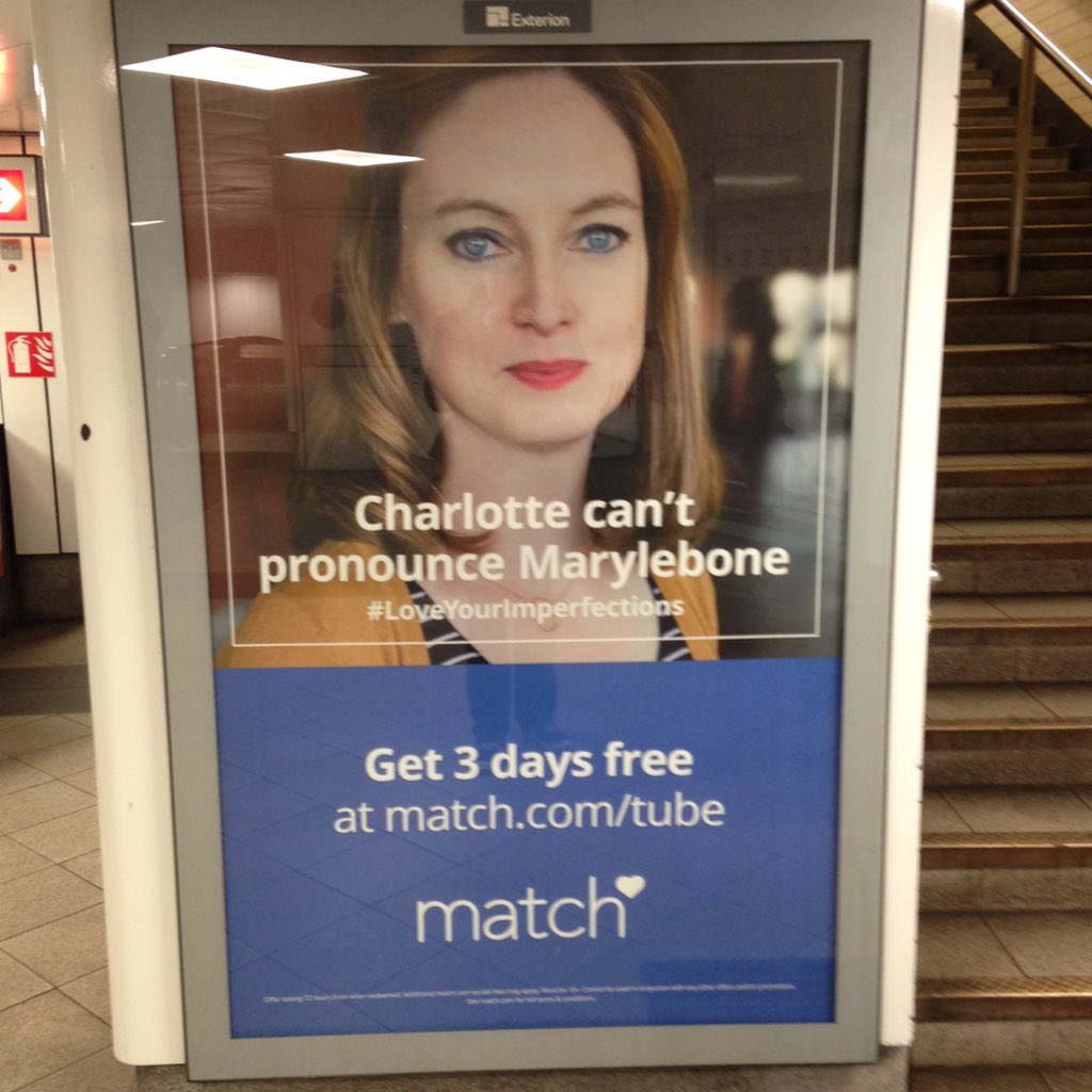 Match dating site commercials