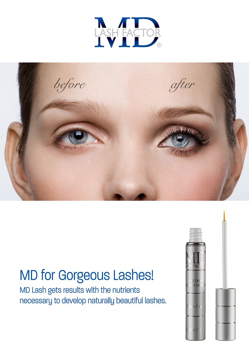 fb428974982 Dreaming of lust-worthy lashes? MD Lash Factor gets result to develop  naturally beautiful