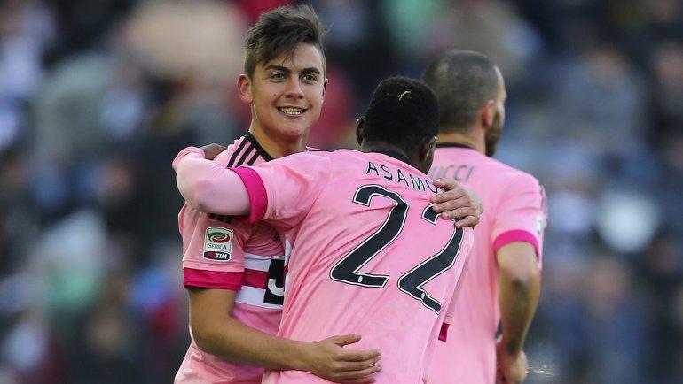 Video Udinese-Juventus 0-4, doppietta Dybala