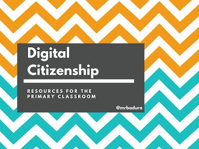 Digital Citizenship Resources for the Primary Classroom https://t.co/hI7ZAht6ji #digcit #elemchat https://t.co/2EUIwWb7I7