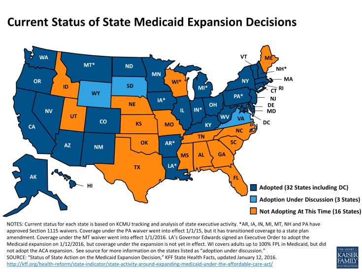 Thumbnail for Failure of Medicaid Expansion: Are We Failing Our Most Vulnerable Citizens