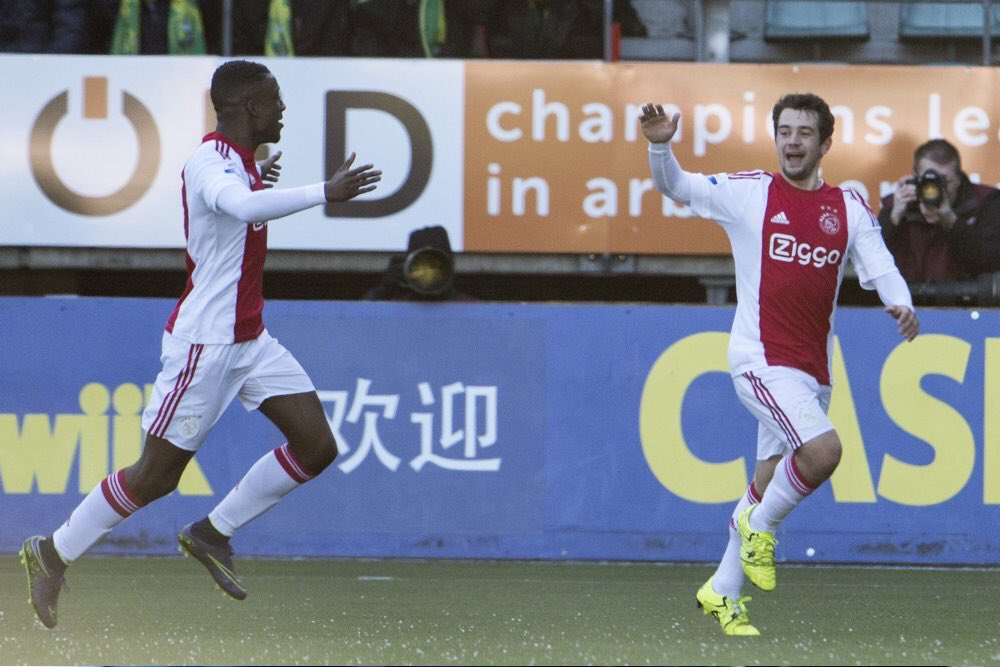 Video: ADO Den Haag vs Ajax