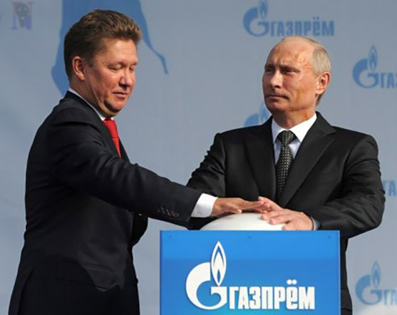 """В """"Газпроме"""" насчитали Украине $600 миллионов за поставки газа на оккупированные территории Донбасса - Цензор.НЕТ 3167"""