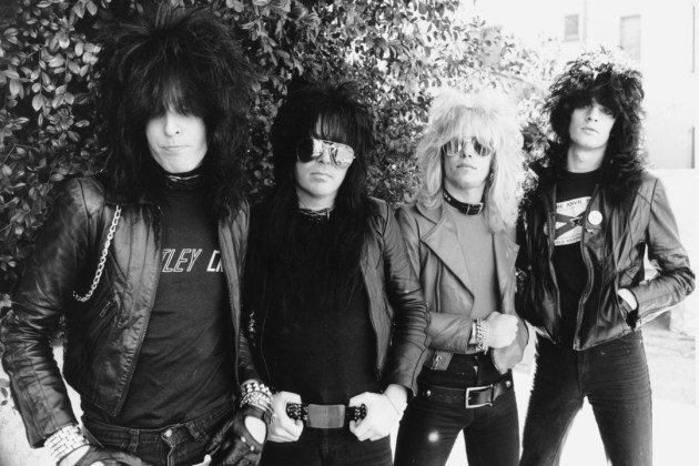 35 years ago, @NikkiSixx and @MrTommyLand formed what was to become @MotleyCrue: https://t.co/G3etxMfStu https://t.co/CuEyrthaCd