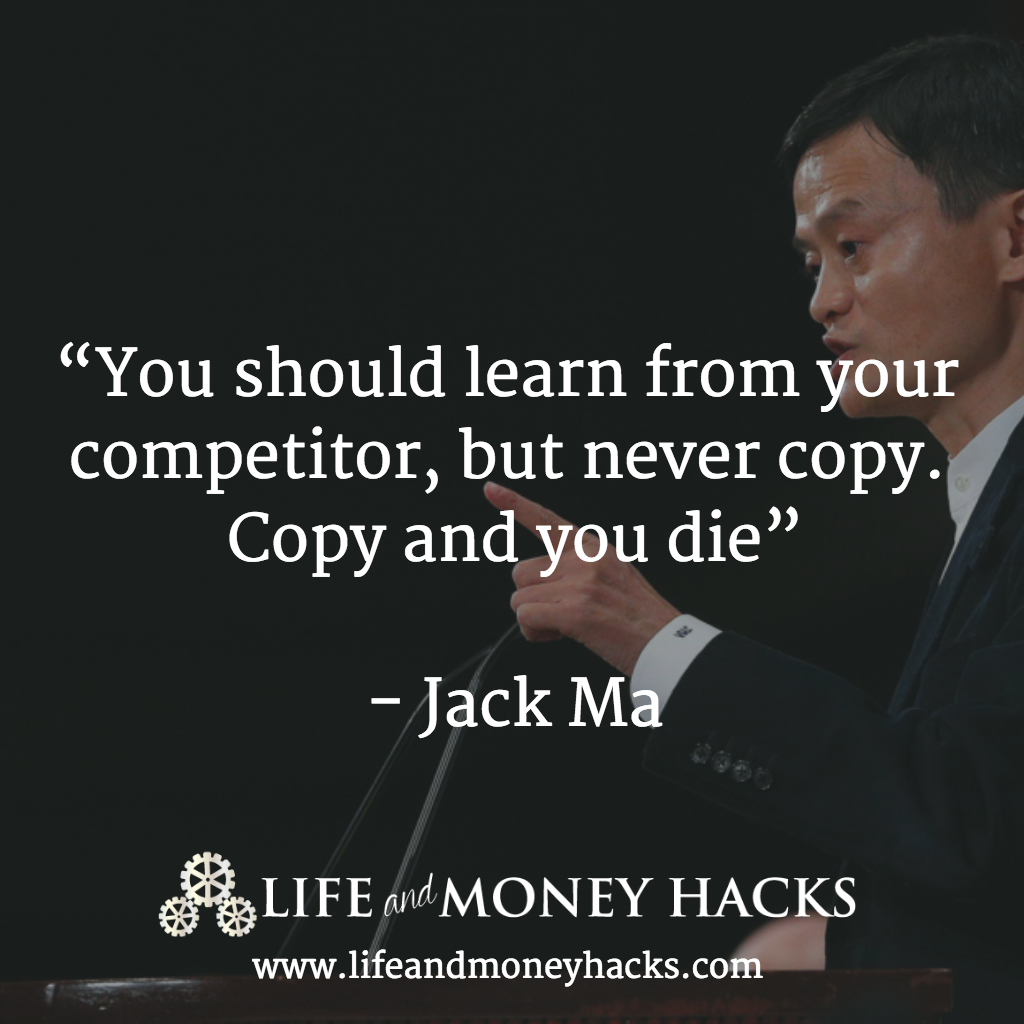Life And Money Hacks On Twitter Wise Words From Alibaba S Founder