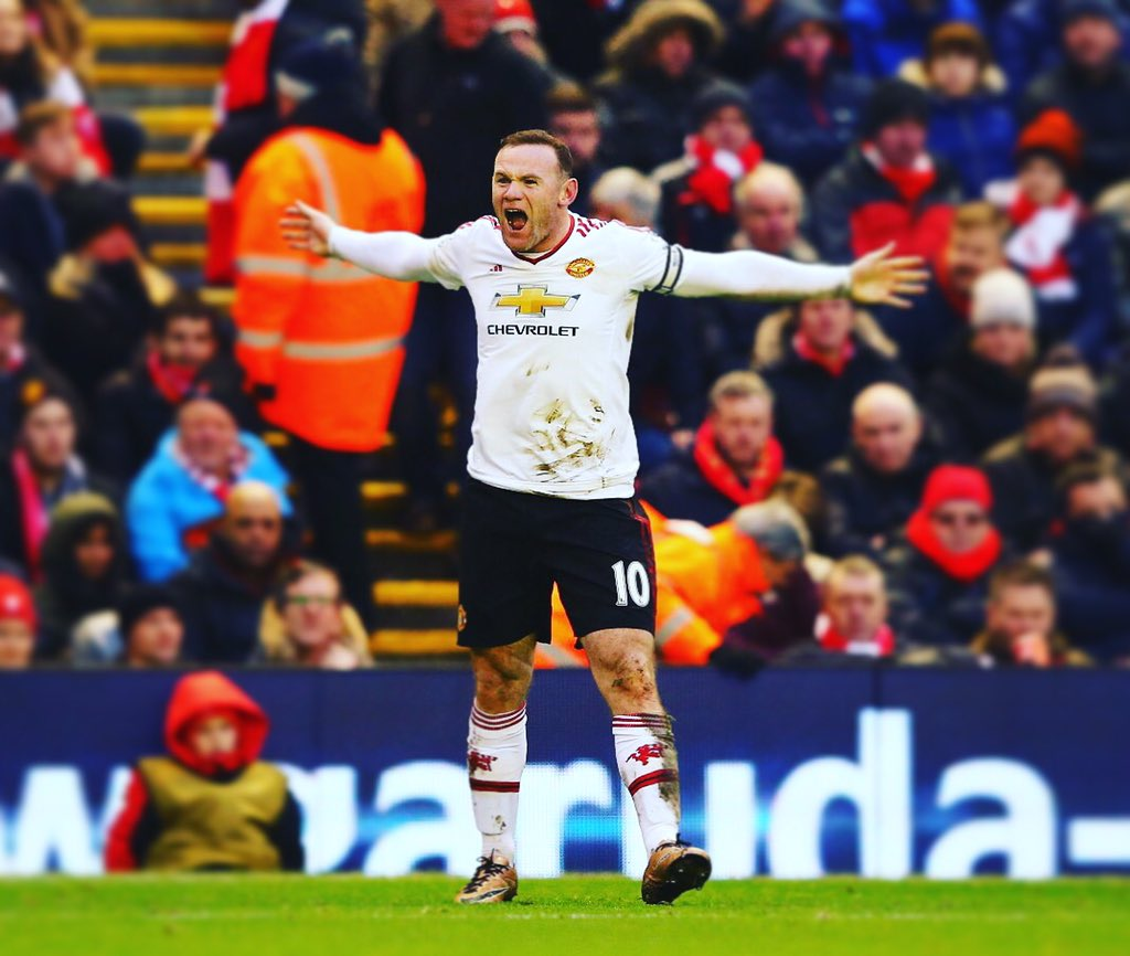 Stats: Wayne Rooney Breaks Thierry Henry's Arsenal EPL