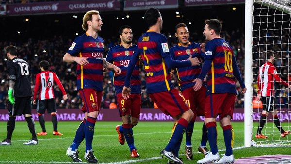 Примера. Барселона - Атлетик 6:0. Нокаут в первом раунде - изображение 5
