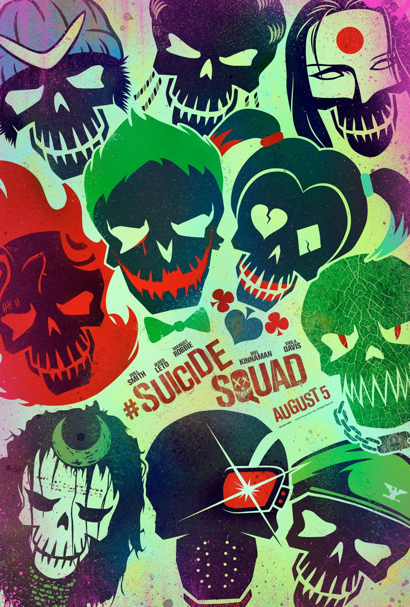 Suicide Squad CY8NjzeU0AAwq22