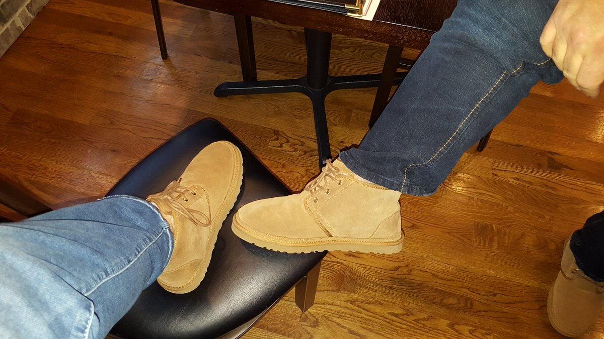 Uggs For Men On Feet